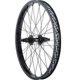 "Salt Salt Rookie Rear Wheel 20"" 36h 14mm Axle Black"