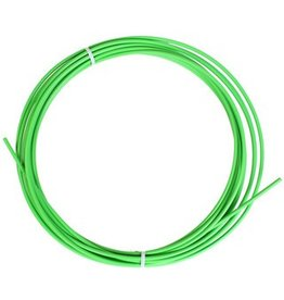 Dia-Compe SUMMIT BRAKE CABLE HOUSING 5MM GREEN (per ft)