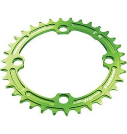 RaceFace Race Face Narrow-Wide Single Ring 32t x 104 Green