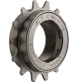 "ACS ACS Crossfire Freewheel, 14t 3/32"" Gun Metal"