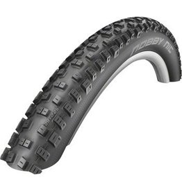 Schwalbe 26x2.25 Schwalbe Nobby Nic Tire, Folding Bead Black with Dual Compound Tread