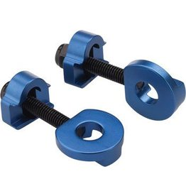 "Promax Promax C-2 Chain Tensioners for 3/8""/10mm Axles Blue"