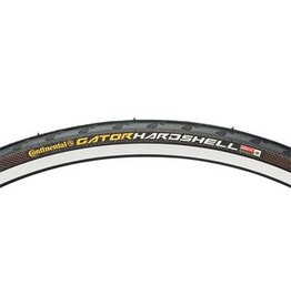 Continental Continental Gator Hardshell Tire 700x23 Steel Bead