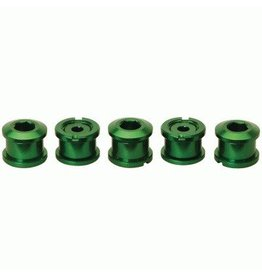Insight INSIGHT ALLOY CR BOLTS 8.5MM GRN 8.5MM X 4MM