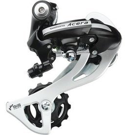 Shimano Shimano Acera M360-SGS 7/8-Speed Long Cage Rear Derailleur Black