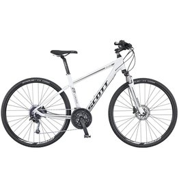 Scott Sports 2016 Scott Sub Cross 30 Solution M White Black