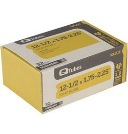 12x1.75-2.125 Q-Tubes Value Series Tube with Low Lead Schrader Valve