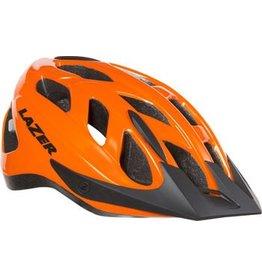 Lazer Lazer Cyclone Helmet: Flash Orange MD