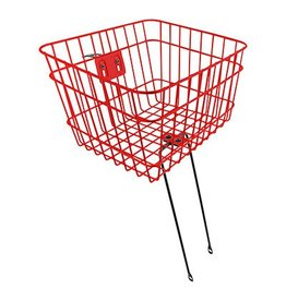 Sunlite Wire Basket FXD 14.5x12x9.5 Red