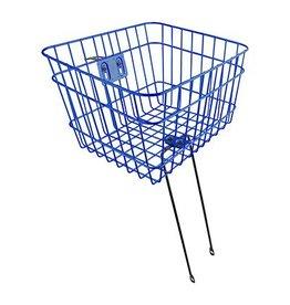Sunlite Wire Basket FXD 14.5x12x9.5 Blue