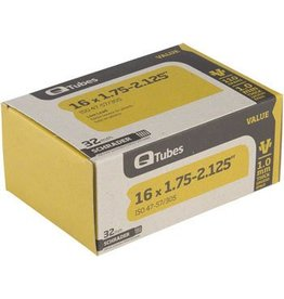 16x1.75-2.125 Q-Tubes Value Series Tube with Low Lead Schrader Valve