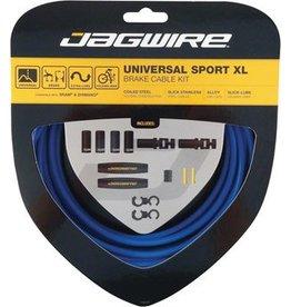Jagwire Jagwire Universal Sport Brake XL Kit, Blue