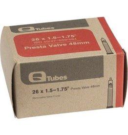 26x1.5-1.75 Q-Tubes 48mm Presta Valve Tube