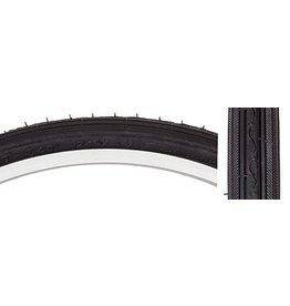 24x1-3/8 Sunlite tire Black RD K40 (wheelchair)