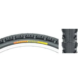 Kenda 26x2.0 Kenda Krisp Tire Steel Bead Black