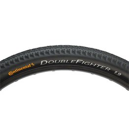 "Continental Continental Double Fighter III 26 x 1.9"" Black"