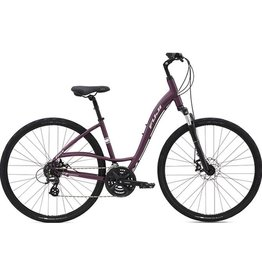 Fuji Fuji Crosstown 1.3 DISC LS 17 DEEP PURPLE/CREAM