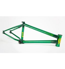 Fit Fit SAVAGE FRAME TRANS GREEN 21.25""