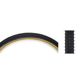 Kenda 24x1.75 Kenda K52 Street BMX Tire Steel Bead Black/Tan