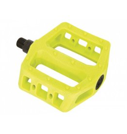 Cult Cult Nylon Pedal - Luminous Yellow