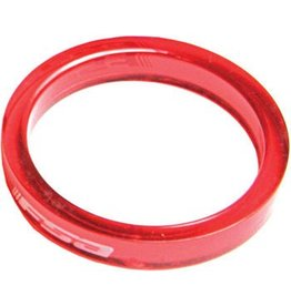 FSA (Full Speed Ahead) FSA PolyCarbonate 5MM  Spacer Bag/10 Red