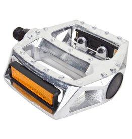 Sunlite pedals MX ALY CRMO AXLE 9/16 Silver