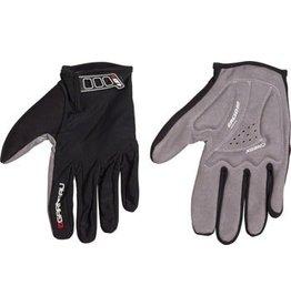 Louis Garneau Louis Garneau Creek Glove: Black MD
