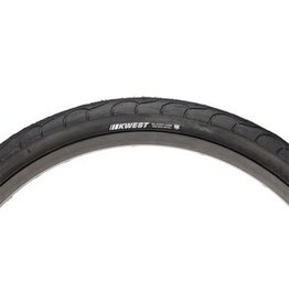 """Kenda Kenda Kwest High Pressure Tire 26"""" x 1.5"""" Black Steel"""