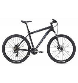 Fuji 2017 NEVADA 27.5 1.9, L (19) SATIN BLACK / DARK GRAY