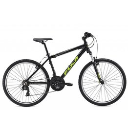 Fuji 2017 Fuji Adventure 27.5 V-Brake (M) 17in Satin Black / Citrus