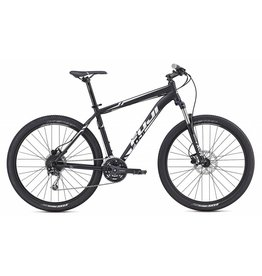 Fuji 2017 Fuji Nevada 1.5 (M) 17in Satin Black / Silver 27.5