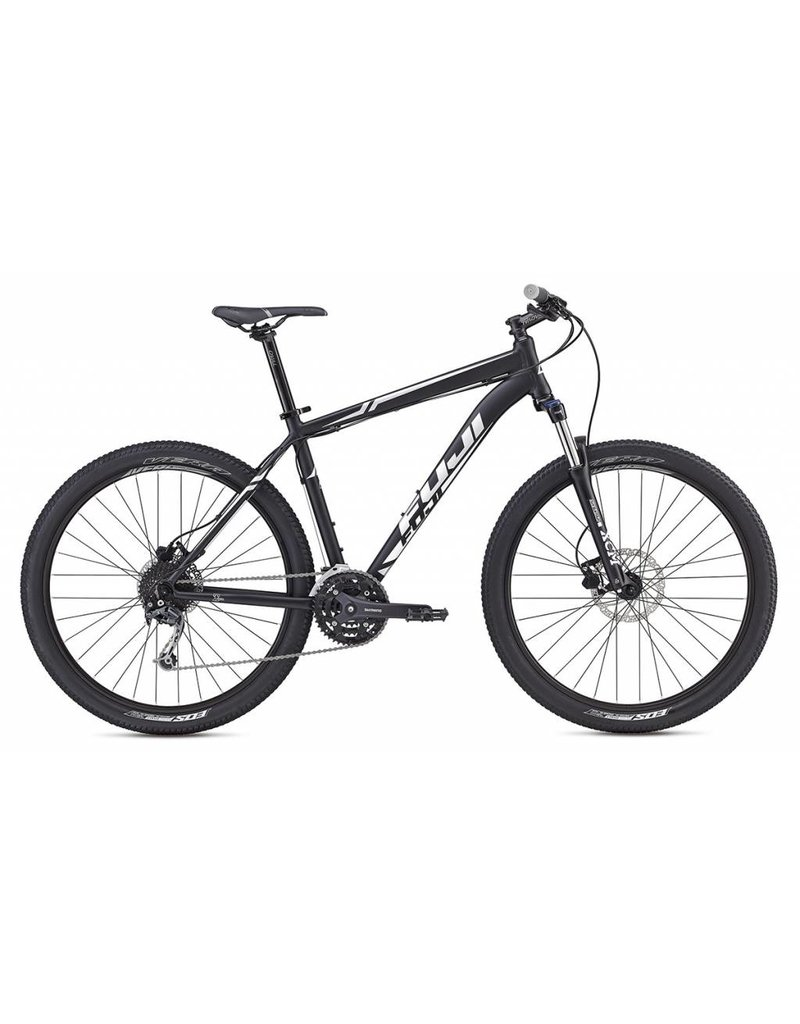 Fuji 2017 NEVADA 27.5 1.5 (M) 17in SATIN BLACK / SILVER