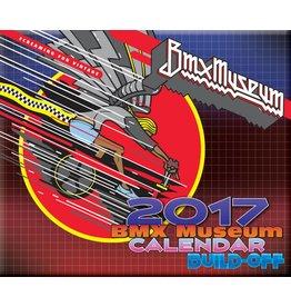 2017 BMX Museum Calendar