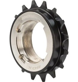 BOX BOX Components BUZZ Freewheel, 16 tooth, Black/Chrome