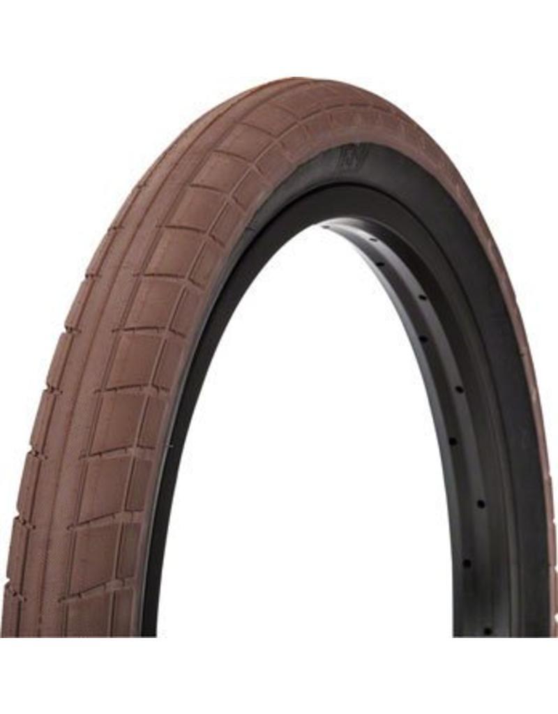 BSD 20x2.4 BSD Donnasqueak Tire Chocolate