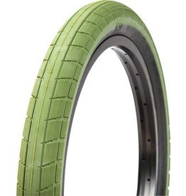 BSD 20x2.4 BSD Donnasqueak Tire Surplus Green