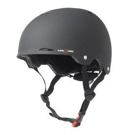 Triple 8 Triple8 Gotham Skate/Bike Helmet LG-XL Black
