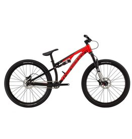 Transition 2016 Transition Triple Full Suspension DJ Red