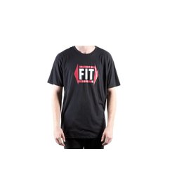 Fit FIT Directional Tee Black Medium