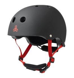 Triple 8 Triple 8 Lil 8 SKATE/BIKE Helmet XS-SM Black