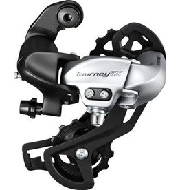 Shimano Shimano Tourney TX800 7/8-Speed Long Cage Rear Derailleur Black
