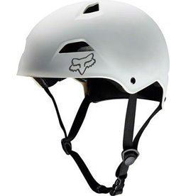 Fox Racing Fox Racing Flight Sport Helmet: White MD