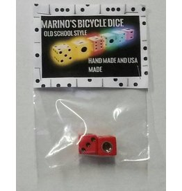 Marino Marinos Dice - Made in USA (misc colors)