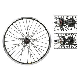 Sun Ringle Sun Rhyno Lite Wheel Set 20x1.75 406x22 Black 36h Sealed 3/8 Black 110mm 2.0 Black