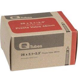 26x2.1-2.3 Q-Tubes 48mm Presta Valve Tube