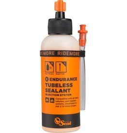 Orange Seal Endurance Tubeless Sealant, 4oz w/ Twist Lock Applicator