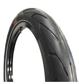 Stranger 20x2.4 Stranger Haze Tire, Black/Reflective Strip