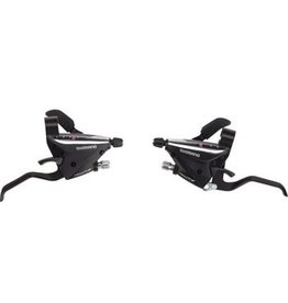 Shimano Shimano EF65-2A 3x7-Speed Brake/Shift Lever Set Black