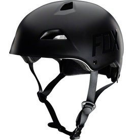 Fox Racing Fox Racing Flight Helmet: Matte Black SM