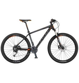 Scott Sports 2017 Scott Aspect 730 black/grey/orange (KH) Medium 27.5